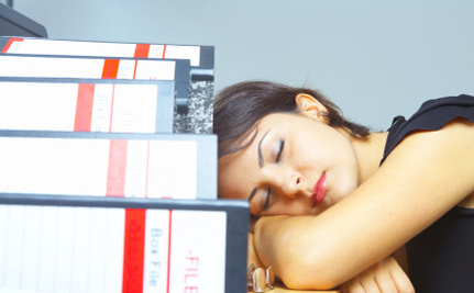 Napping at Work Makes You A Better Employee
