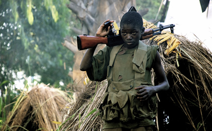 What To Do After Life as a Child Soldier