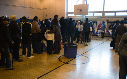 Blacks, Hispanics Waited Almost Twice As Long To Vote As Whites In 2012