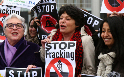 Fracking: Bad for the Environment, the Community and Workers