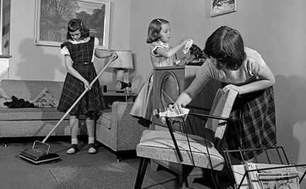 """50 Years Since """"The Feminine Mystique,"""" Has Anything Changed?"""