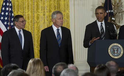 GOP Filibusters Hagel – For No Apparent Reason