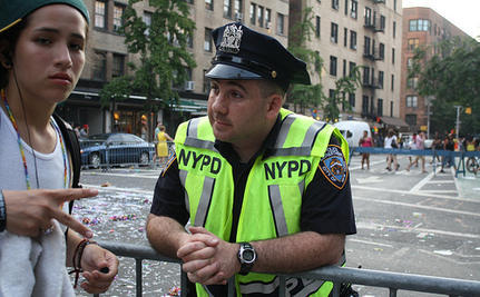 Forget Drones, Focus on Stop-and-Frisk Instead