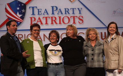Will There Be a Throwdown Between Karl Rove and Tea Party Patriots?