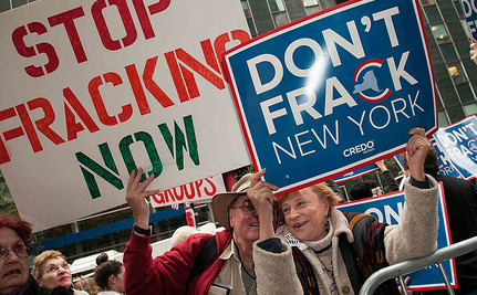 The Frack Attack Delayed a Little Longer in NY