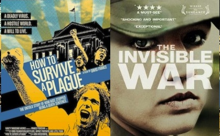 An Activist's Guide to the Oscar Nominated Documentaries