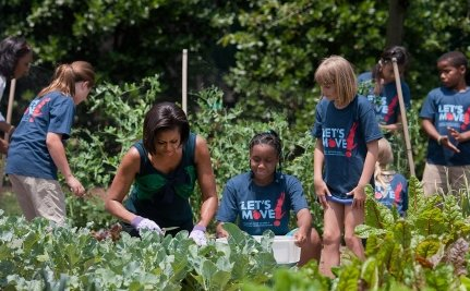 Is Michelle Obama's Crusade Against Childhood Obesity Working?