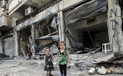 What War Does to Kids