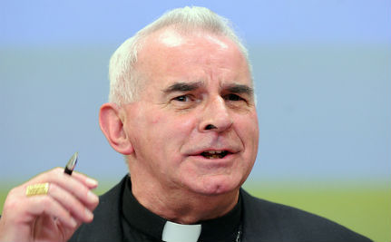 UK Cardinal Quits After 'Inappropriate Behavior' Allegations