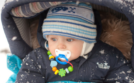 Is Sleeping Outside in the Cold Better For Babies' Health?