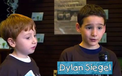 First Grader Writes Book, Raises $92,000 For Sick Friend