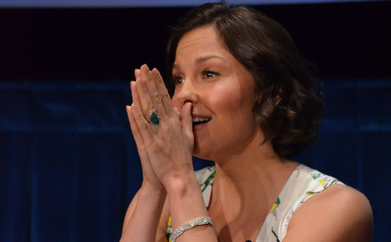 Ashley Judd Preemptively Slut-Shamed in Senate Race
