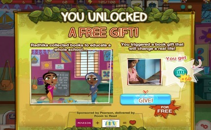 Can A Facebook Game Have Real Social Impact?