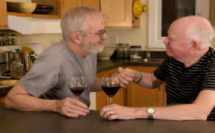 Marriage Makes Gay Men Live Longer, Lesbians Die Younger?