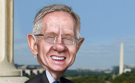 Harry Reid is the Only One Surprised by Republican Filibusters