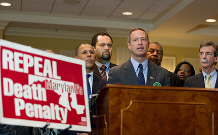 Maryland Will Be the 18th State To Abolish Death Penalty