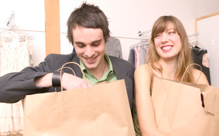 Retail Therapy Works, But It's A High Price to Pay for Happiness