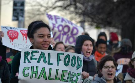 Real Victory for Real Food Challenge