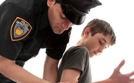 More Police In Schools Leads to More Students Under Arrest