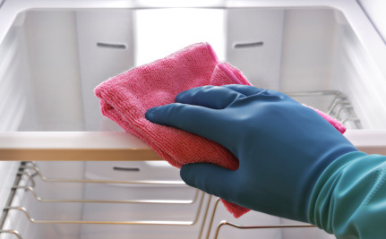 5 Hidden Germ Hot Spots in Our Kitchens