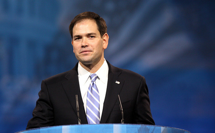Rubio Warns Republicans: If You Don't Support My Immigration Plan, Obama Will Just Legalize Everyone