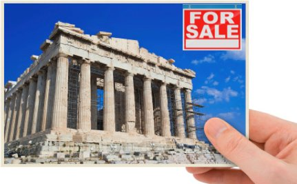 Want an Airport or an Embassy? 5 Things You Can Buy from Greece