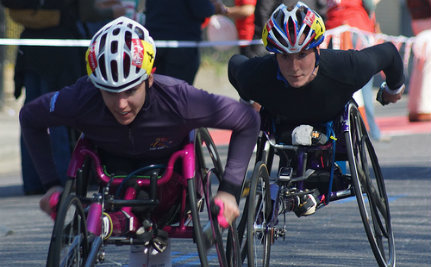 "10 Para-Athletes That Will Make You Redefine ""Disabled"""
