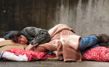 More Mentally Ill Becoming Homeless Because States Won't Help