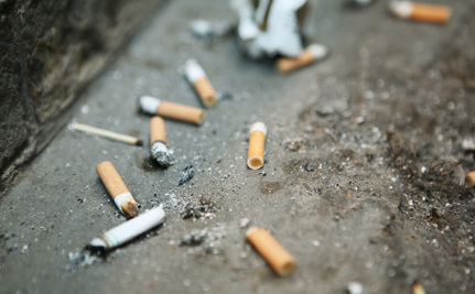 Rethink Butts: The Litter Most People Don't Even Think About