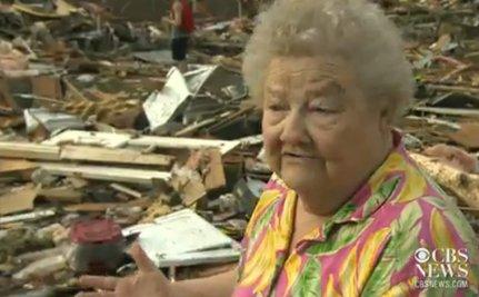 Tornado Survivor Finds Dog Buried Alive Under Rubble