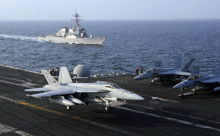 The US Navy Understands Why We Need Freedom From Fossil Fuels