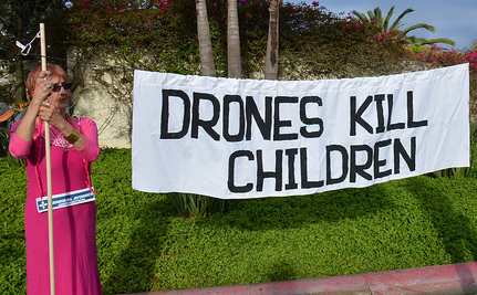 Disgusted Drone Pilot Quits Air Force