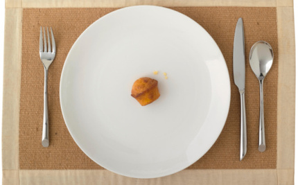 Study: People Eat Bigger Portion Sizes When The Food Is Labeled 'Healthy'