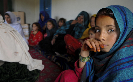 Afghan Parliament: It's Against Sharia Law to Outlaw Beating Women