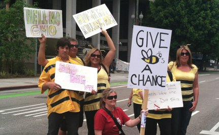 12 Great Signs from the March Against Monsanto