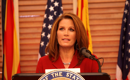 The 8 Most Outlandish Moments Of Michele Bachmann's Time In Congress