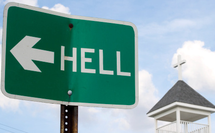 Vatican: Atheists Are Going To Hell After All