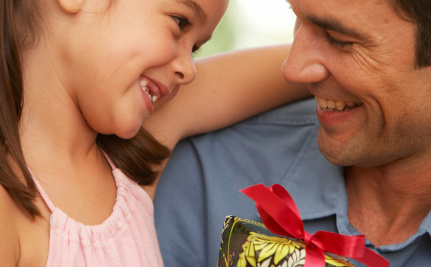 Share Your Way To A Waste-Free Father's Day!