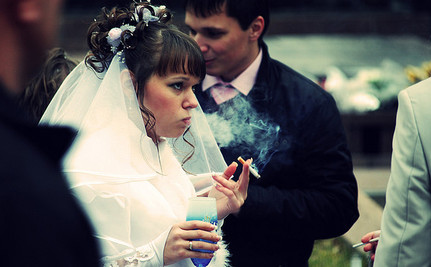 Russia Has a Bad Breakup with Cigarettes