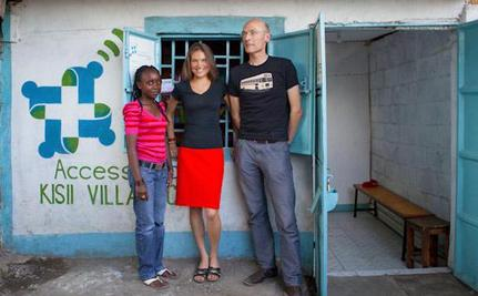 How One Dynamic Social Entrepreneur is Redefining Healthcare in the Slums of Kenya