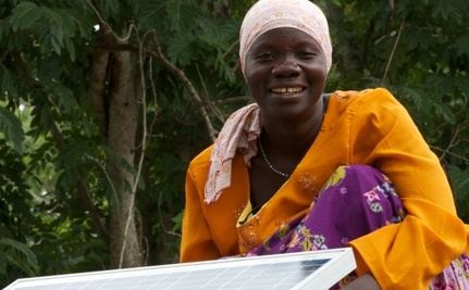 Mothers Light Up Homes and Communities in Rural Tanzania