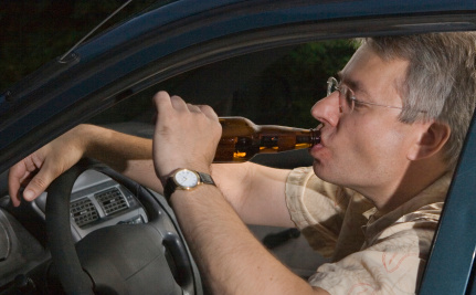 1 in 5 Designated Drivers Shouldn't Be Dr