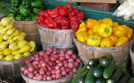 5 Tips to Make the Most of Farmer's Markets