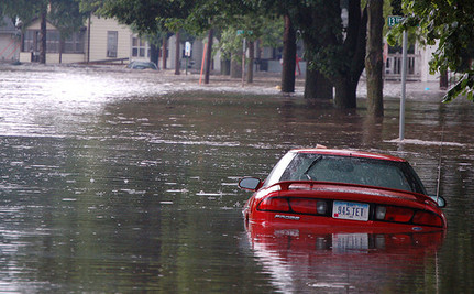 Climate Change Means We'll Be Living In a Very Wet World