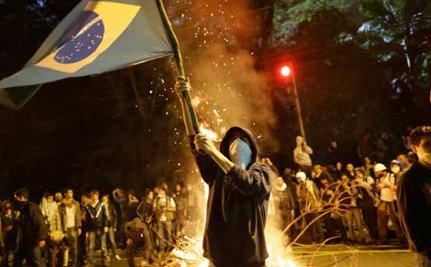 Money for Sports But Not Citizens: Brazil Protests