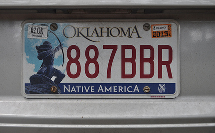 Pastor Says Native American on License Plate Violates his Religion