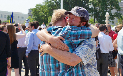Here are 3 Amazing Reactions to Today's Gay Marriage Victories