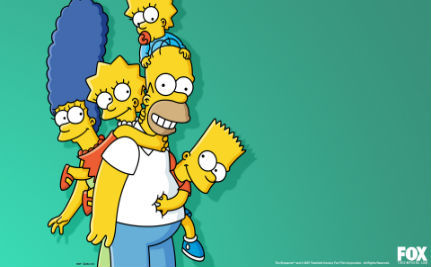 'The Simpsons' Has Made The World More Gay