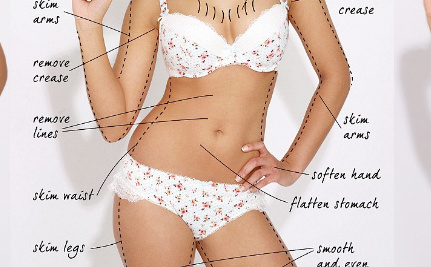 One Small Step for Womankind: UK Department Store Bans Photoshopping