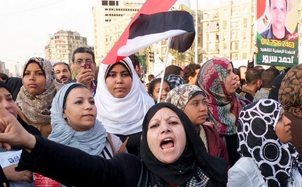 Mass Protests, Mass Rapes: An Epidemic of Sexual Violence in Tahrir Square